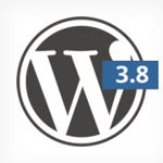 Logo WordPress 3.8-180x180