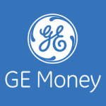 GE Money bank logo blue
